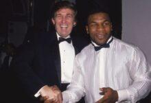 Photo of Kenangan Mike Tyson Bersama Donald Trump Saat Rayakan Pesta Ulang Tahun Ditemani 19 Wanita PSK