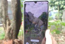 Photo of Mau Lihat Penampakan Dinosaurus di Google Search, Begini Caranya