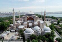 Photo of Ditentang Pejabat Gereja, Presiden Turki Bersikeras Ingin Kembalikan Status Hagia Sophia Menjadi Masjid