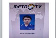 Photo of Breaking News: Jurnalis Metro TV Tewas di Pinggir Jalan Tol Diduga Karena Pemberitaan?