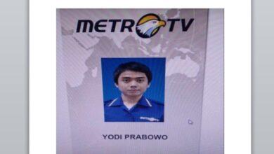 Photo of Polisi Ungkap Editor Metro TV Yodi Prabowo Diduga Kuat Tewas Karena Bunuh Diri