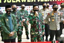 Photo of Gubernur Dampingi Panglima TNI dan Kapolri Lepas Gerakan Bakti Sosial 10.000 Paket Sembako