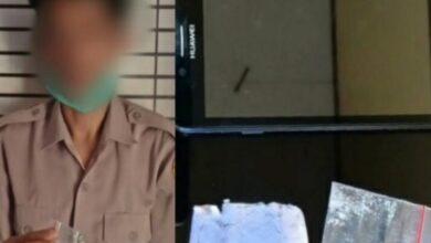 Photo of Polisi Tangkap Oknum PNS di Bantaeng Bawa Sabu