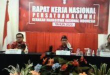 Photo of Rakernas Persatuan Alumni GMNI: Melawan Ideologi Transnasional Harus dengan Kerja Konkrit