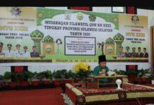 Photo of Masuk 10 Besar MTQ Sulsel 2020, M. Irpan SE Apresiasi Usaha Maksimal Kafilah Enrekang