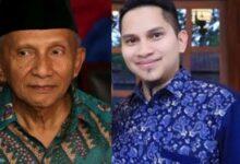 Photo of Saat Amien Rais dan Mumtaz Rais Ucapkan Nazar Politik Yang Sulit Ditunaikan