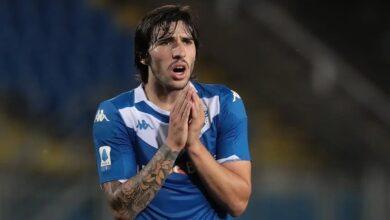 Photo of Pilih Nomor 8 di Milan, Sandro Tonali Izin Gennaro Gattuso