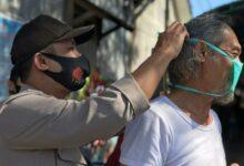 Photo of Ratusan Warga Bantaeng Terjaring Razia Karena Tak Kenakan Masker