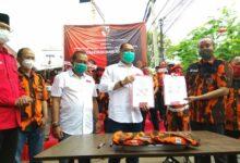 Photo of Mantul, 37 Ribu Kader Pemuda Pancasila Surabaya Siap Bergotong Royong Menangkan Paslon Eri Cahyadi-Armuji