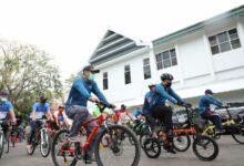 Photo of Hari Olahraga Nasional ke-37 di Bantaeng Diperingati dengan Sepeda Santai