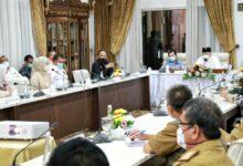 Photo of Dampingi Ketua DPD RI di Sumsel, Komite I Sampaikan Potensi Konflik Lahan dan Masalah Gambut