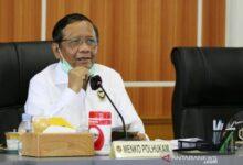 Photo of Mahfud MD Tegaskan Partai Politik Berperan Besar Arahkan Kader Patuhi Protokol Covid-19 Selama Tahapan Pilkada Serentak 2020