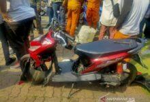 Photo of Tragis, Remaja Wanita Ini Tewas Seketika Usai Tabrak Trotoar di Jakarta Pusat
