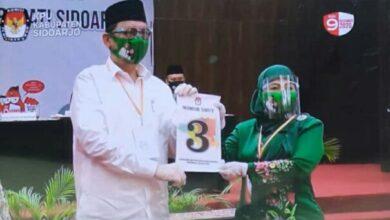 Photo of Apresiasi Program Disinfeksi, Kiai Ahmad Jauhari Doakan Paslon Kelana-Astutik jadi Pemimpin Sidoarjo