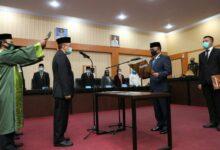 Photo of Masa Tugas Sekda BantaengAbdul Wahab di Perpanjang