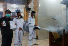 Photo of LaNyalla Academia Rutin Lakukan Disinfeksi di Rumah Ibadah Untuk Mencegah Klaster Baru Covid-19