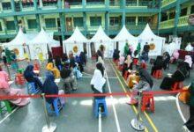 Photo of Ratusan Santri Ponpes Asshidiqiyah ikut Rapid Test Antigen dari BIN