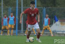 Photo of Pelatih Timnas Indonesia U-19 Shin Tae-yong Puji Penampilan Elkan Baggott