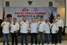 Photo of Rakerda Gapeknas Jatim, LaNyalla Beberkan 10 Persoalan di Sektor Jasa Konstruksi