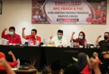 Photo of PDIP Semangat Gotong Royong Menangkan Kelana-Astutik di Pilkada Sidoarjo