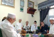 Photo of Kader PBB Surabaya Silaturrahmi dengan Habib Hasan Abdullah Assegaf