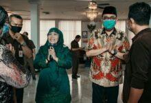 Photo of Penanganan Covid-19 di Sidoarjo Jadi Poin Utama Sembilan Program Unggulan Kelana-Astutik