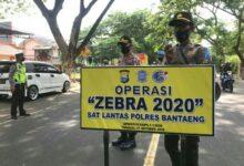 Photo of Polres Bantaeng menggelar Operasi Zebra 2020 dengan mengedepankan tindakan persuasif