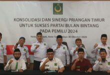 Photo of Gelar Konsolidasi di Priangan Timur, Sekjen PBB Ingatkan Pentingnya Satu Komando