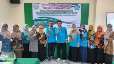 Photo of Tim PKM Unesa Bantu Rebranding dan Tingkatkan Kualitas Produk AMDK MADEN, Denanyar Jombang