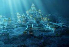 Ilustrasi Atlantis